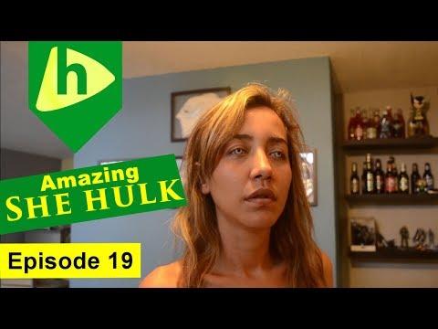 SHE HULK AMAZING - EPISODE 19  - Season 3