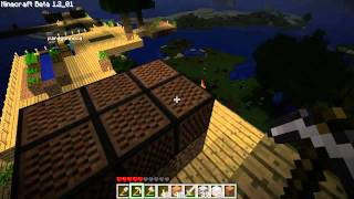 Fail Minecraft with Kootra, Nova, and Gassy: Making Sp00n a Cake Part 4
