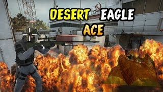 Desert Eagle !! - CS:GO ACE