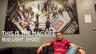 Conor McGregor vs Ronda Rousey Bud Light Challenge #TheMacLife