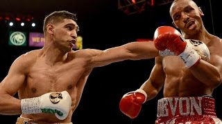 Amir Khan vs. Devon Alexander - Highlights