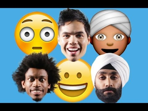20 Emojis In Real Life