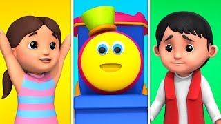 What's the Password | Bob The Train Shorts | Bedtime Stories for Kids & Learning Videos