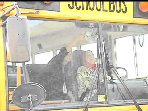 FCPS ensures that all bus drivers are well-trained to safely transport students.