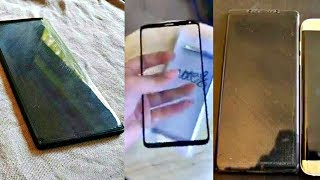 Samsung Galaxy Note 8 3D Prototype HANDS ON!!!