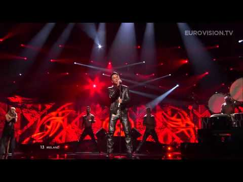 Ryan Dolan - Only Love Survives (Ireland) - LIVE - 2013 Semi-Final (1)