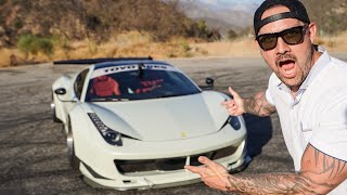 BUYING ANOTHER FERRARI 458 GT??