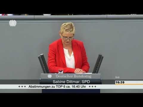 Sabine Dittmar: Gesundheitsversorgung [Bundestag 11.06.2015]