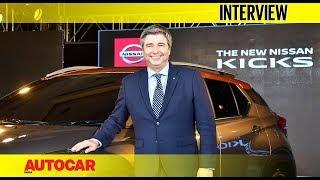 Thomas Kuehl - President, Nissan India | Interview | Autocar India