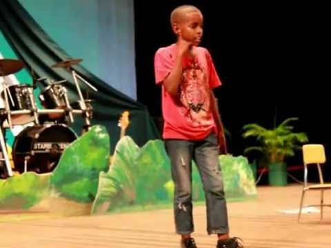 Children Mash Competition 2013 Finals   Soca & Poetry Part 1 video