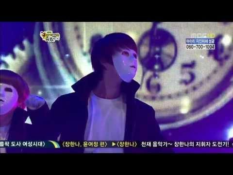 [hd] 100229 Star Dance Battle - Super Junior video