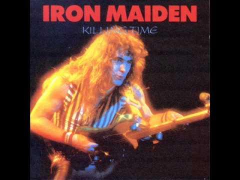 Iron Maiden - Genghis Khan - Live Nijmegen, Holland 1981