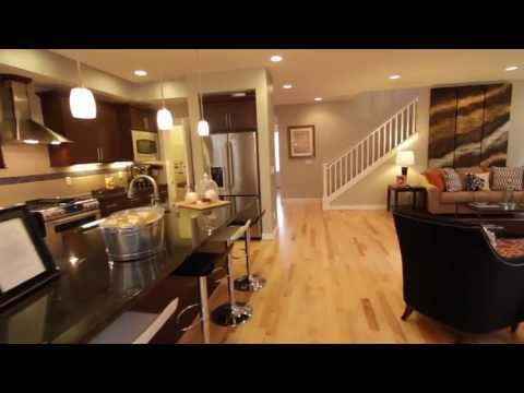 Seattle Washington Real Estate Video Tours - Polygon Homes - Forest Ridge - Residence 4