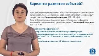 2   6   Издержки спецификации и защиты прав собственности  Теорема Коуза  13 37