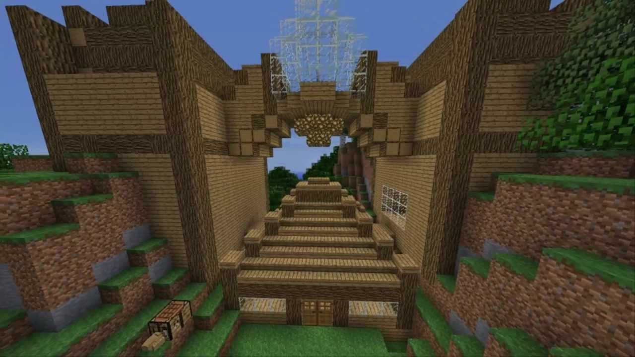 How To Build Your Own Pro Mansion In Minecraft Youtube