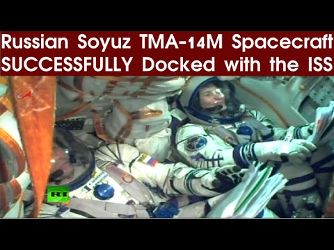 Soyuz spacecraft brings new crew to ISS | NASA, Russia, SciTech, Space, USA