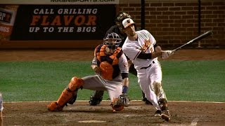 8/18/16: Six homers power Orioles over Astros