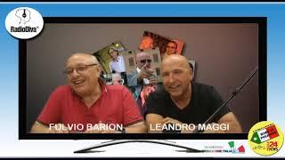 """Fulvio Barion presenta il suo libro """" Francesca e Leo La lampada e la clip """""""