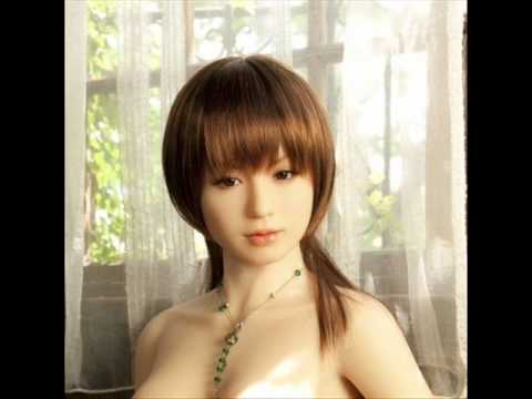 The real life-sized doll that made in Japan.