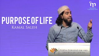 Kamal Saleh || SPOKEN WORD || Purpose of Life