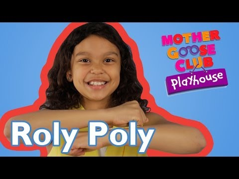 Roly Poly - Mother Goose Club Playhouse video