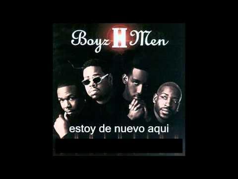 Boyz II Men - Me Rindo Ante Ti