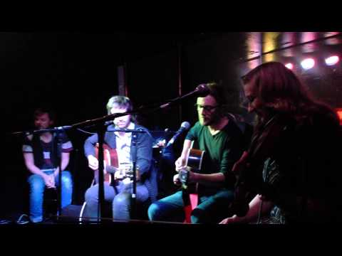 Roddy Woomble - My Secret is My Silence (with Rod Jones) @ Electric Circus