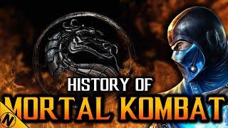History of Mortal Kombat (1992 - 2019)