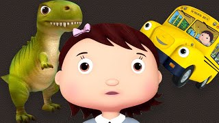 Magic School Trip   Magic Music and Nursery Rhymes   Little Baby Bum