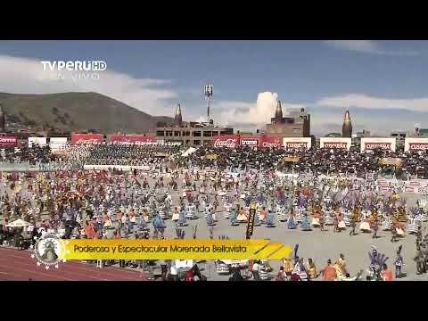 VIRGEN DE LA CANDELARIA 2013 -  Poderosa y Espectacular Morenada Bellavista