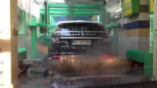 Christ Automatic Car Wash process