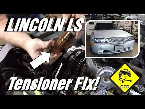 Lincoln LS V8 Timing Chain Knock Fix