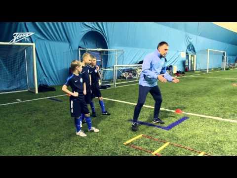 Академия футбола. Урок №3. Обыгрыш и отбор мяча