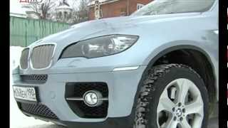 2011 BMW X6 Active Hybrid / Тест-драйв