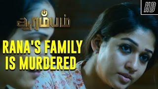 Rana's Family Is Murdered - Arrambam | Scene | Ajith, Arya, Nayantara | Yuvan Shankar Raja