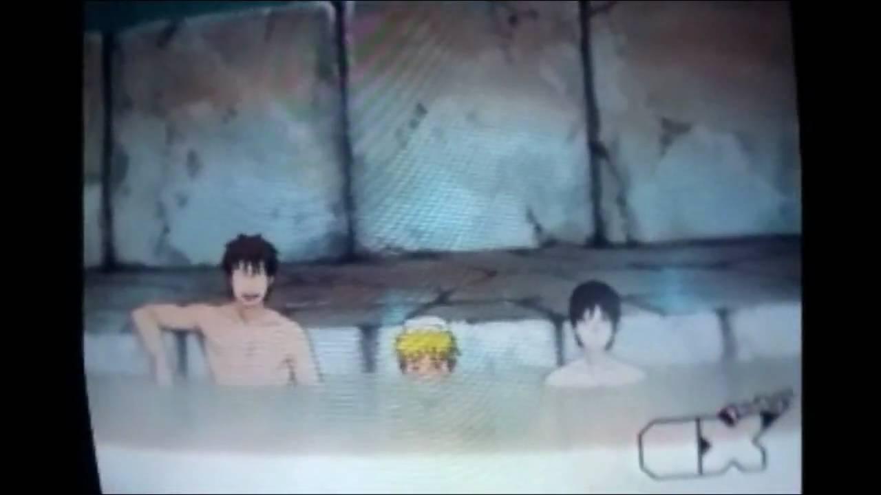 Naruto Shippuden Hotspring Scene On Disney Xd Youtube