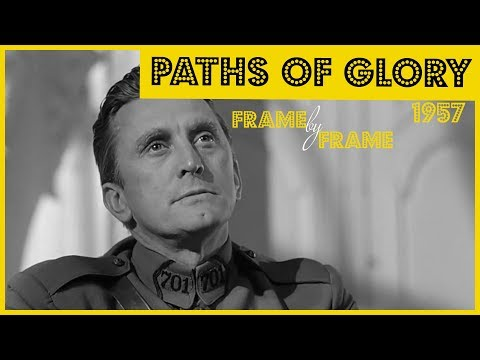 Frame By Frame - Paths Of Glory (Stanley Kubrick - 1957)