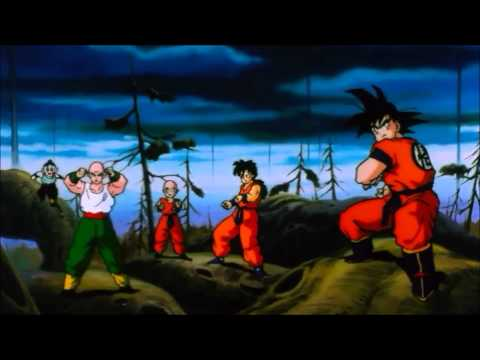 Dragon Ball Z Spit Your Game - The Notorious B.I.G.