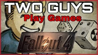 Two Guys Play Games: Fallout 4 Mechanist Build- Automatron Part 2