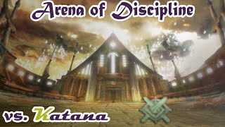 Arena of Discipline - vs. IKatana (20.10.2015)