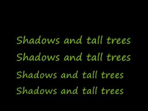U2-Shadows and Tall Trees (Lyrics)