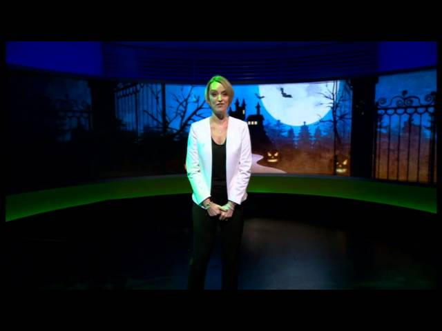 Tonight's Newsnight Halloween playout - Thriller redux