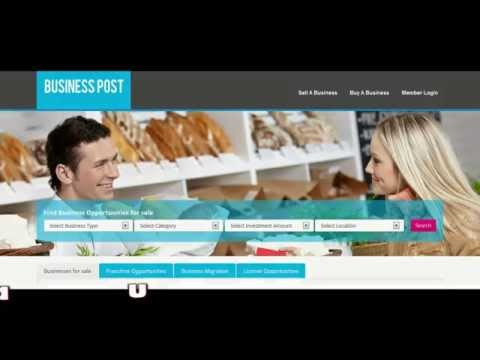businesspost - business opportunities for sale
