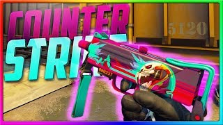 CS GO - THE BAIT AND SWITCH! | CSGO Competitive Gameplay