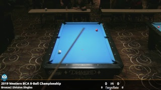 Bonus Coverage - Day 4 - 2019 Western BCA 8-Ball Championship
