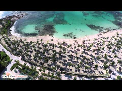 Barcelo Maya Palace Aerial 4k by All Inclusive Vacations