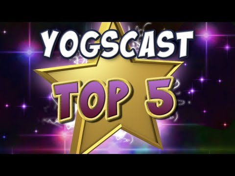 Yogscast Top 5 - 10th January 2013