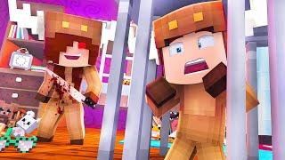 Minecraft Daycare - CRAZY EX GIRLFRIEND! w/ MOOSECRAFT (Minecraft Kids Roleplay)