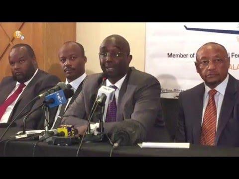 Kenya Airline Pilots Association demands for KQ's CEO resignition