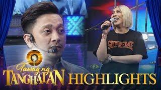 Tawag ng Tanghalan: Jhong Hilario's joke